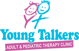 Young Talkers – Pediatric Speech Therapy Clinic Logo
